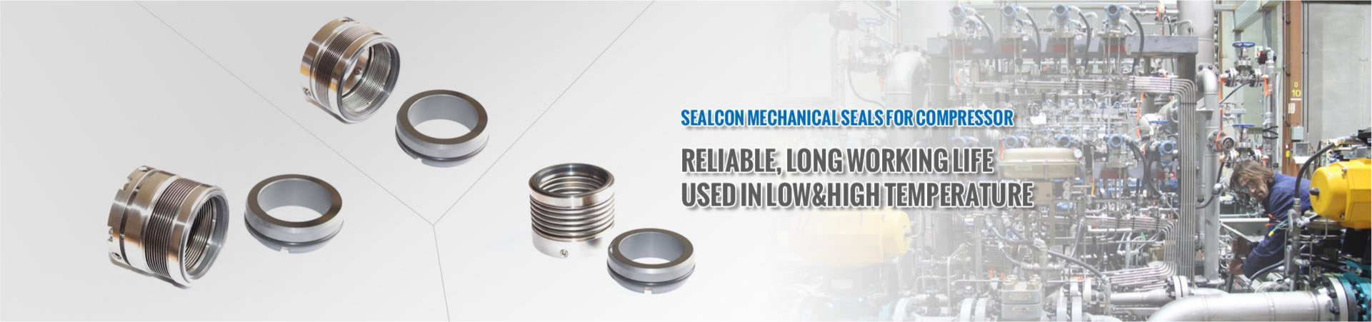 sealcon mechanical seals supplier china